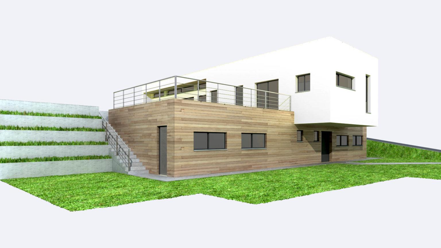 villa-contemporaine-suspendue-3