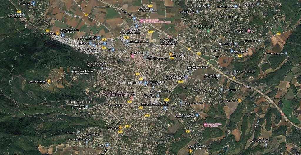 Terrain à Bâtir au Castellet (83)
